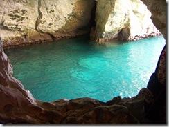 Grotto in Rosh-Hanikra